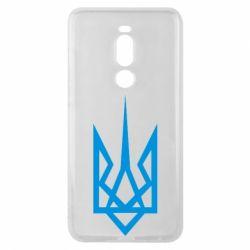 Чехол для Meizu Note 8 Герб України загострений - FatLine