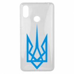 Чехол для Xiaomi Mi Max 3 Герб України загострений - FatLine