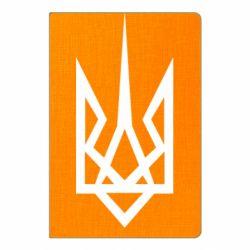 Блокнот А5 Герб України загострений - FatLine