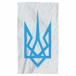 Полотенце Герб України загострений