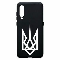 Чехол для Xiaomi Mi9 Герб України загострений
