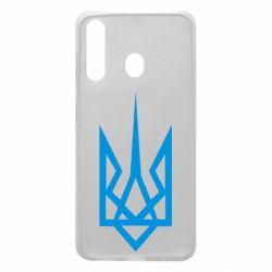 Чехол для Samsung A60 Герб України загострений