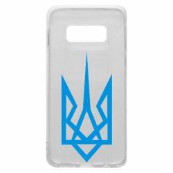 Чехол для Samsung S10e Герб України загострений