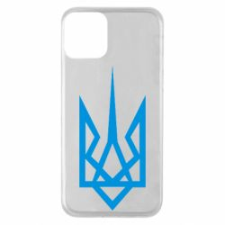Чохол для iPhone 11 Герб України загострений