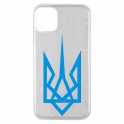 Чохол для iPhone 11 Pro Герб України загострений