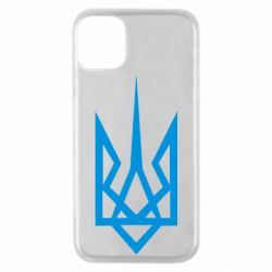 Чехол для iPhone 11 Pro Герб України загострений