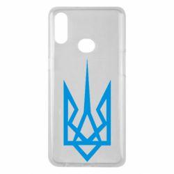 Чехол для Samsung A10s Герб України загострений