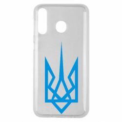 Чохол для Samsung M30 Герб України загострений