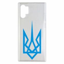 Чехол для Samsung Note 10 Plus Герб України загострений