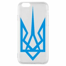 Чехол для iPhone 6/6S Герб України загострений