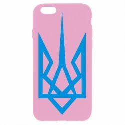Чехол для iPhone 6 Plus/6S Plus Герб України загострений - FatLine