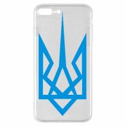 Чехол для iPhone 7 Plus Герб України загострений - FatLine