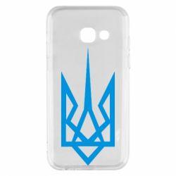 Чехол для Samsung A3 2017 Герб України загострений