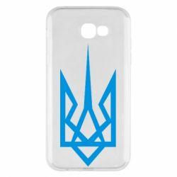 Чехол для Samsung A7 2017 Герб України загострений