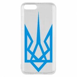 Чехол для Xiaomi Mi6 Герб України загострений