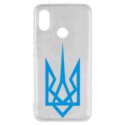 Чехол для Xiaomi Mi8 Герб України загострений