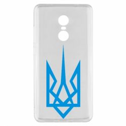 Чехол для Xiaomi Redmi Note 4x Герб України загострений