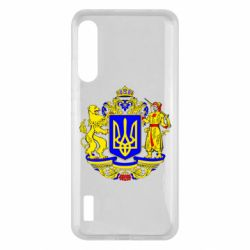 Чохол для Xiaomi Mi A3 Герб Украины полноцветный