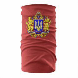 Бандана-труба Герб Украины полноцветный