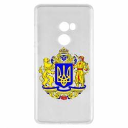 Чехол для Xiaomi Mi Mix 2 Герб Украины полноцветный