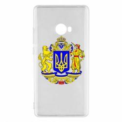 Чехол для Xiaomi Mi Note 2 Герб Украины полноцветный