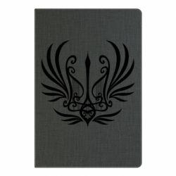 Блокнот А5 Герб України у вигляді арфи