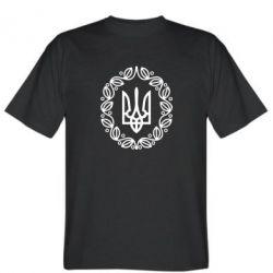 Мужская футболка Герб Украины - FatLine