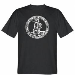 Мужская футболка Герб Війська Запорозького