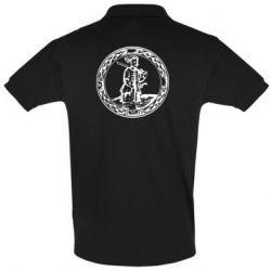 Мужская футболка поло Герб Війська Запорозького