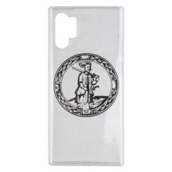 Чехол для Samsung Note 10 Plus Герб Війська Запорозького