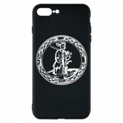 Чехол для iPhone 7 Plus Герб Війська Запорозького