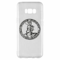 Чехол для Samsung S8+ Герб Війська Запорозького