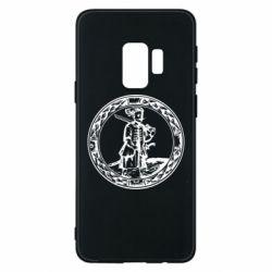 Чехол для Samsung S9 Герб Війська Запорозького