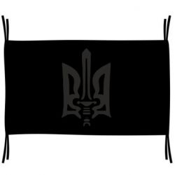 Флаг Герб з мечем