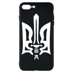 Чехол для iPhone 8 Plus Герб з мечем