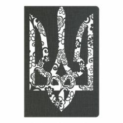 Блокнот А5 Герб з візерунками