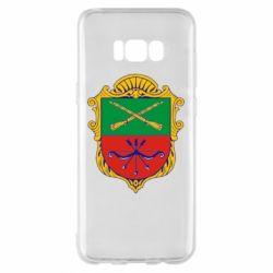 Чехол для Samsung S8+ Герб Запоріжжя - FatLine