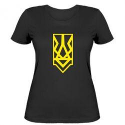 Жіноча футболка Герб