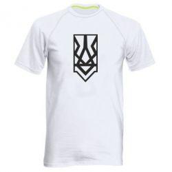 Чоловіча спортивна футболка Герб