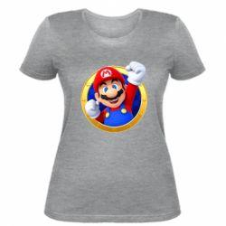 Жіноча футболка Герой Маріо