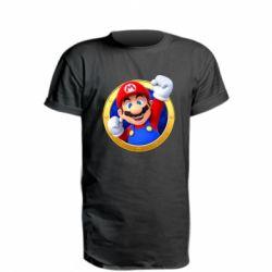 Подовжена футболка Герой Маріо