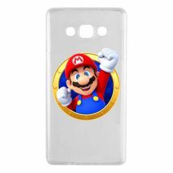 Чохол для Samsung A7 2015 Герой Маріо