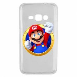Чохол для Samsung J1 2016 Герой Маріо