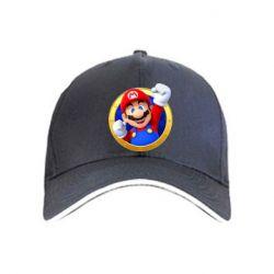 Кепка Герой Маріо