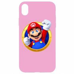 Чохол для iPhone XR Герой Маріо