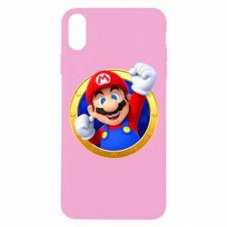 Чохол для iPhone Xs Max Герой Маріо