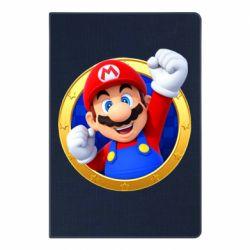 Блокнот А5 Герой Маріо