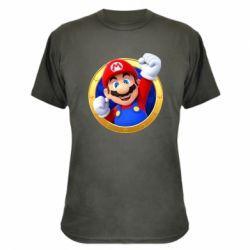 Камуфляжна футболка Герой Маріо