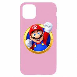 Чохол для iPhone 11 Герой Маріо