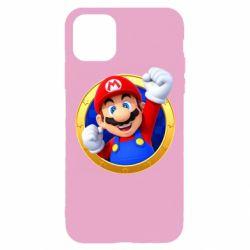 Чохол для iPhone 11 Pro Герой Маріо